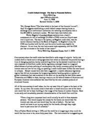 thumnail for Mehrling_CreditDefaultSwaps.pdf