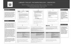 thumnail for MLA2006LibraryToolkitPathophysiologyDentistry.pdf