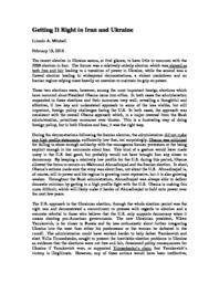thumnail for Getting_It_Right_in_Iran_and_Ukraine.pdf