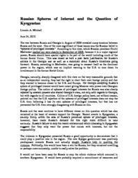 thumnail for Russian_Spheres_of_Interest_and_the_Question_of_Kyrgyzstan.pdf