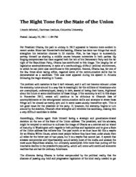 thumnail for The_Right_Tone_for_the_State_of_the_Union.pdf