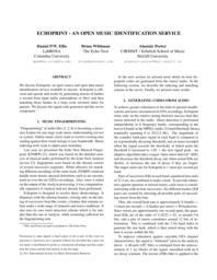 thumnail for EllisWP11-echoprint.pdf