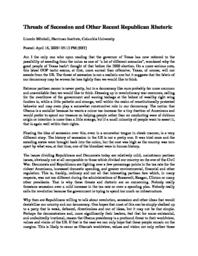 thumnail for Threats_of_Secession_and_Other_Recent_Republican_Rhetoric.pdf