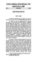 thumnail for Editors_Note_April_2012.pdf
