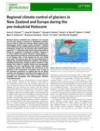 thumnail for Putnam_2012Nature_Geoscience.pdf
