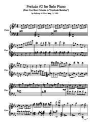 thumnail for Prelude__2_for_Solo_Piano.pdf