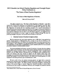 thumnail for The_Future_of_State_Regulation_of_Charities_-Fremont-Smith-_Final.pdf