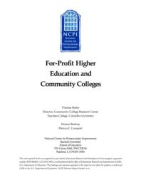 thumnail for for-profit-higher-education-community-colleges.pdf
