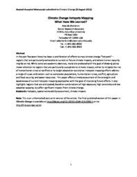 thumnail for deSherbinin_2013_CCHotspots_ClimaticChange.pdf