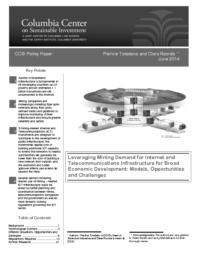thumnail for CCI_Policy_Paper__Leveraging_Mining-Related_ICT_Infrastructure_for_Development__June_2014.pdf