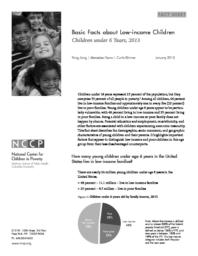 thumnail for Basic_Facts_about_Low-Income_Children__Children_Under_6_Years__2013.pdf