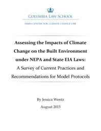 thumnail for Assessing_the_Impacts_of_Climate_Change_on_the_Built_Environment_-_Final.pdf