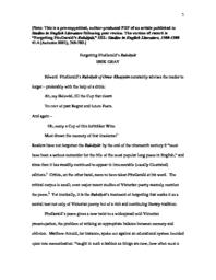thumnail for forgettingFitzGerald.pdf