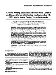 thumnail for Cone_2016_AsthmaStatenIsland_AJIM.pdf