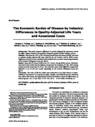 thumnail for Tolbert_et_al__2014__The_Economic_Burden_of_Disease_by_Industrial_Sector___Gender_copy.pdf