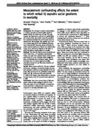 thumnail for Chapman_et_al._Measurement_Confouding_of_IQ_JECH_2014.pdf