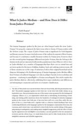 thumnail for Judeo-Median.pdf