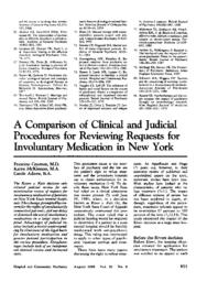 thumnail for A_comparison_of_clinical_and_judicial_procedures_for_reviewing_requests_for_involuntary_medication_in_New_York.pdf