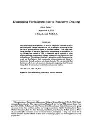 thumnail for Diagnosing-Foreclosure-due-to-Exclusive-Dealing.pdf