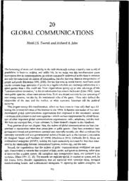 thumnail for Global Communication Article from The Routledge Companion to the Makers of Global Business (2).pdf