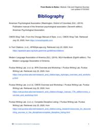 thumnail for Bibliography-Cite and Organize Sources.pdf