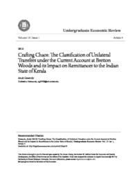 thumnail for Crafting Chaos - The Classification of Unilateral Transfers under the Current Account at Bretton Woods - Gawande (1).pdf