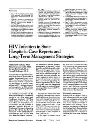 thumnail for HIV infection in state hospitals- case reports and long term management strategies.pdf