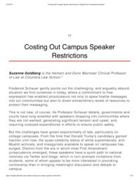 thumnail for costing_out_campus_speaker_restrictions_knight_first_amendment_institute.pdf