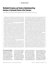 thumnail for Martins_Worldwide Prevalence and Trends in Unintentional Drug Overdose A Systematic Review of the Literature..pdf