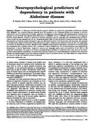 thumnail for Sarazin-2005-Neuropsychological predictors of.pdf