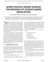 thumnail for Webb et al. -- When Politics Trump Science -- Sept. 2020 (3).pdf