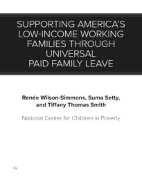thumnail for Supporting low income workers universal paid leave.pdf