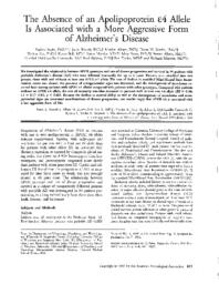 thumnail for The Absence of an Apolipoprotein ANA 1997.pdf