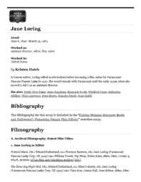 thumnail for Loring,J_WFPP.pdf