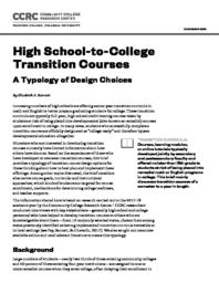 thumnail for high-school-college-transition-typology.pdf