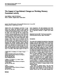 thumnail for The Impact of Age-Related Changes on Working M.pdf