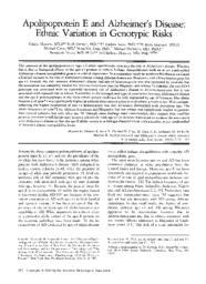 thumnail for Maestre-1995-Apolipoprotein E and Alzheimer.pdf