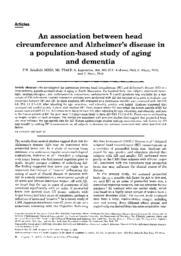 thumnail for Schofield-1997-An association between head cir.pdf
