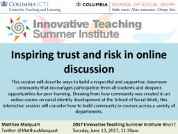 thumnail for Marquart_ITSI17_Inspiring trust and risk in online discussion_final.pdf