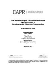 thumnail for how-why-higher-education-institutions-use-technology-developmental-education-programming.pdf