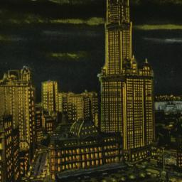 Woolworth Building and City...