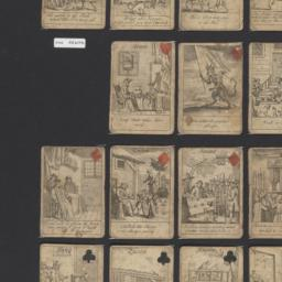 Proverbs playing cards
