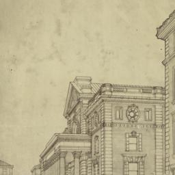 [University Hall. View of S...