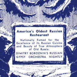 Russian Bear America's Olde...