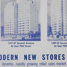 1317-1327 Second Avenue, Mo...