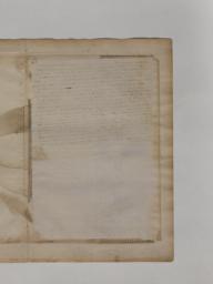 Serlio Book VI Plate 33 text verso