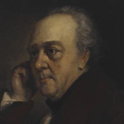 Portrait of Walter Savage L...