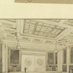 Dayton Auditorium. [Interior]