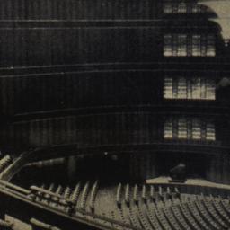 Interior R.K.O. Center Thea...