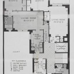 133-135 W. 71 Street, Plan ...